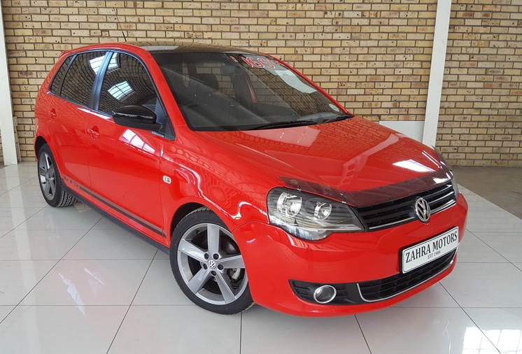 Volkswagen Polo Vivo Gp 1.6 Gts