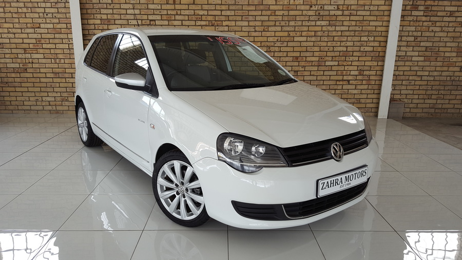 Volkswagen Polo Vivo Gp 1.4 Eclipse